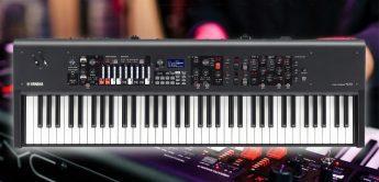 NAMM 2021: Zwei neue Yamaha Stagepiano-Versionen YC73 und YC88