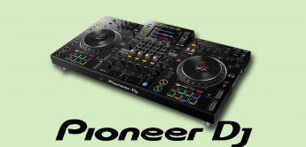 Alle Pioneer DJ Controller, DJ-Mixer, Player und Studio-Tools