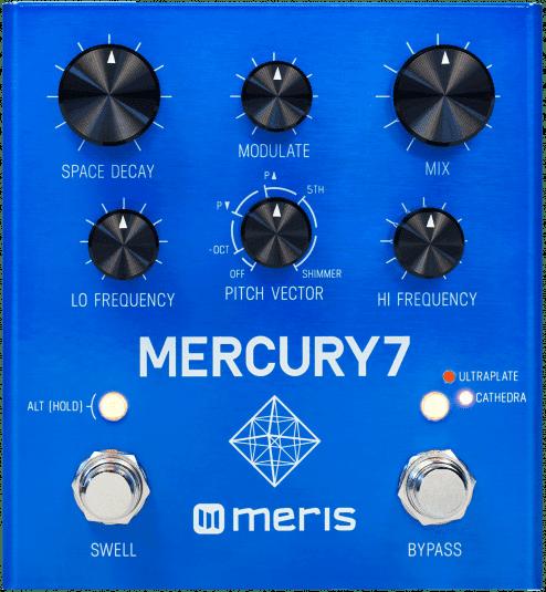 Meris Mercury7 Reverb 1