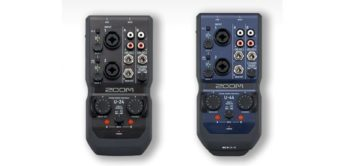 Test: Zoom U-24, U-44, Handy Audiointerfaces