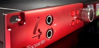 Test: Focusrite Red 4Pre, Audiointerface
