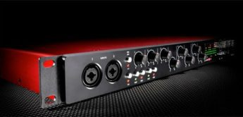 Test: Focusrite Scarlett 18i20, USB-Audiointerface