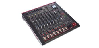 Test: Phonic Celeus 600, analoger Kleinmixer