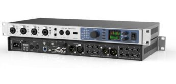 Test: RME Fireface UFX+, Audiointerface