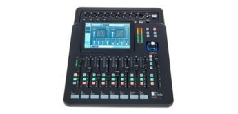 Test: the t.mix DM 20, Digitalmischpult