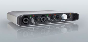 Test: Tascam iXR, USB-Audiointerface