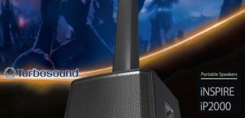 Test: Turbosound iNSPIRE iP2000, Säulenlautsprecher