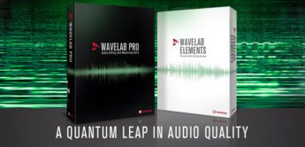 Test: Steinberg Wavelab Pro 9.5, Mastering-Software