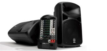 Test: Yamaha Stagepas 600i, portables PA-System