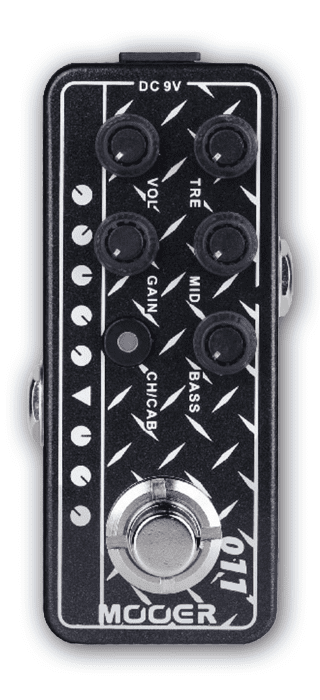 Mooer Micro Preamp 011