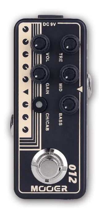 Mooer Micro Preamp 012