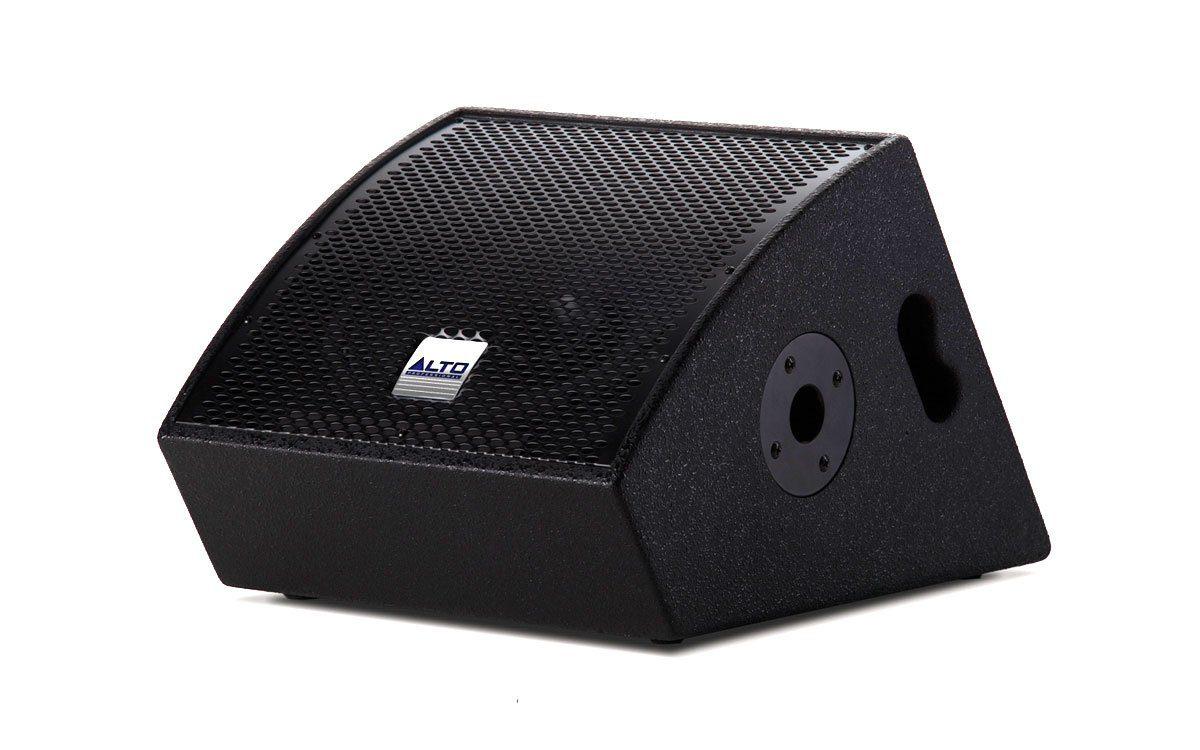 Test Alto Sxm112 A Aktiver Bhnenmonitor Loudspeaker Thump Eliminator