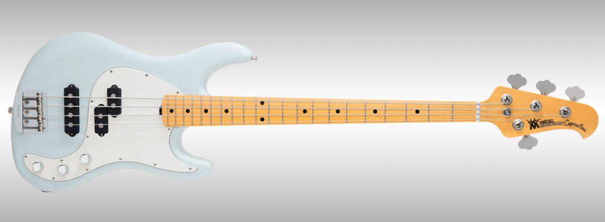 -- Music Man Caprice E-Bass --