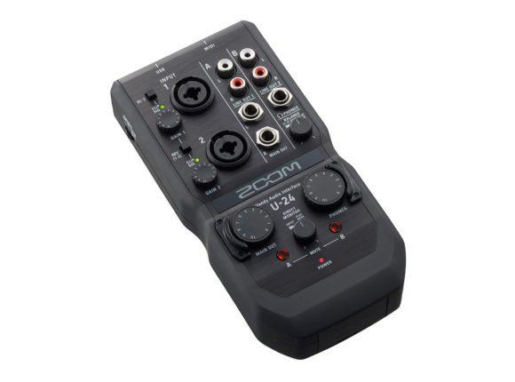 Das U-24, 2x4 Interface