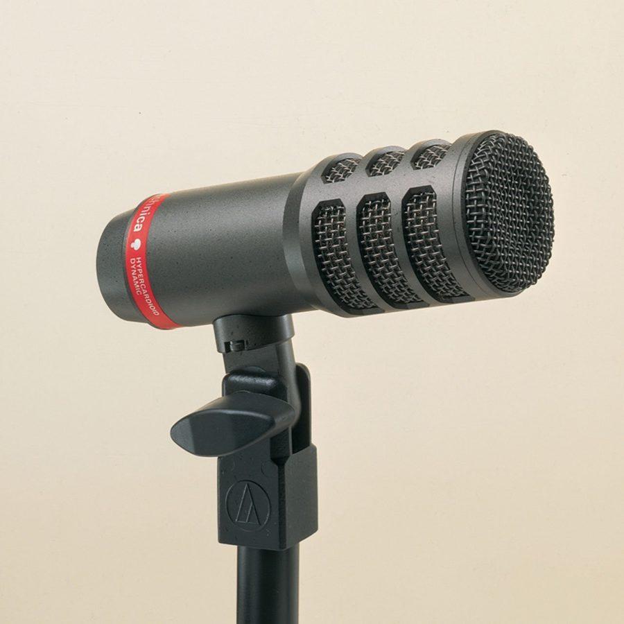 Mikrofonauswahl für die Bühne - Drums
