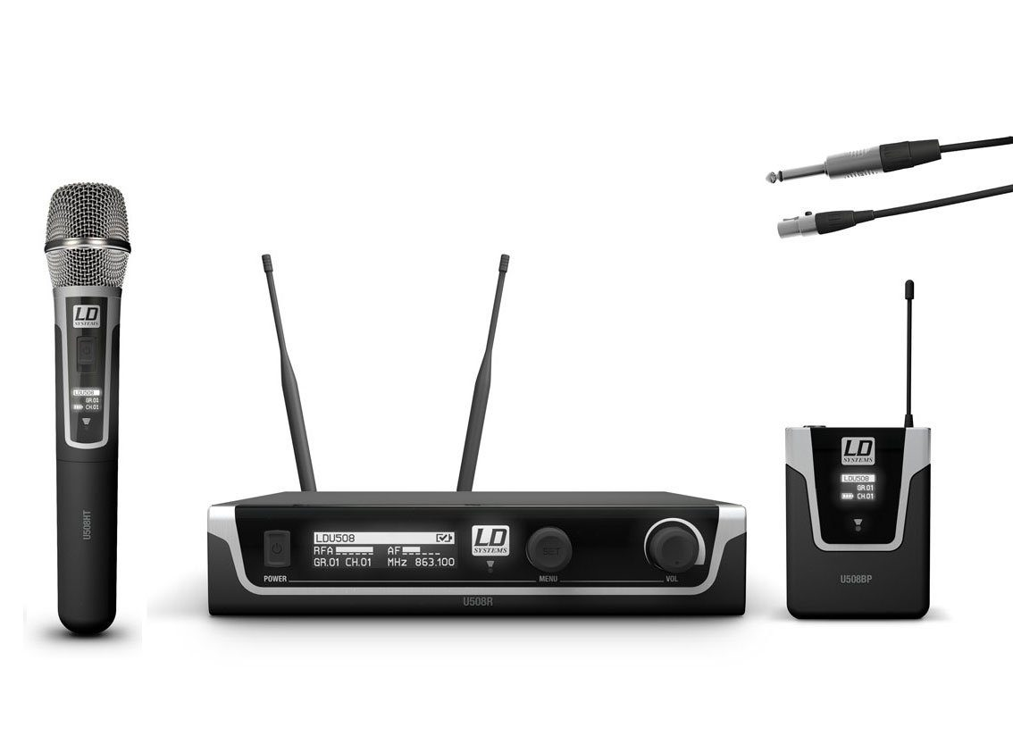 Test Ld Systems U508 Hhc U508 Bpg Funksysteme Amazonade