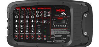 Test: HH Electronics System 2 S2-210, Kompakt-PA Aktivboxen