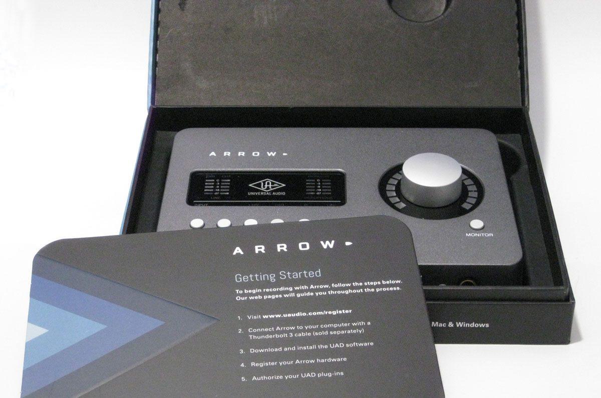 Test: Universal Audio Arrow, Thunderbolt 3 Audiointerface - AMAZONA de