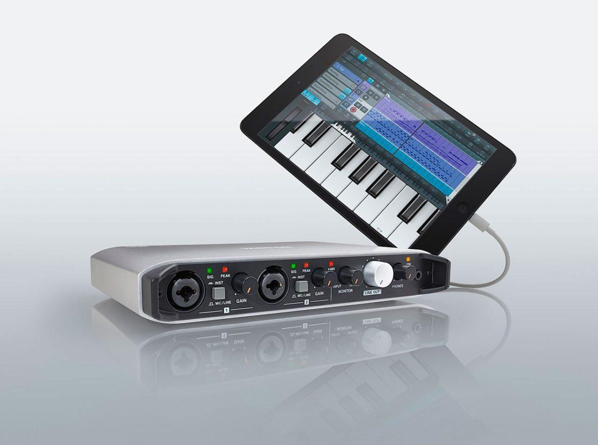 Das iXR am iPad
