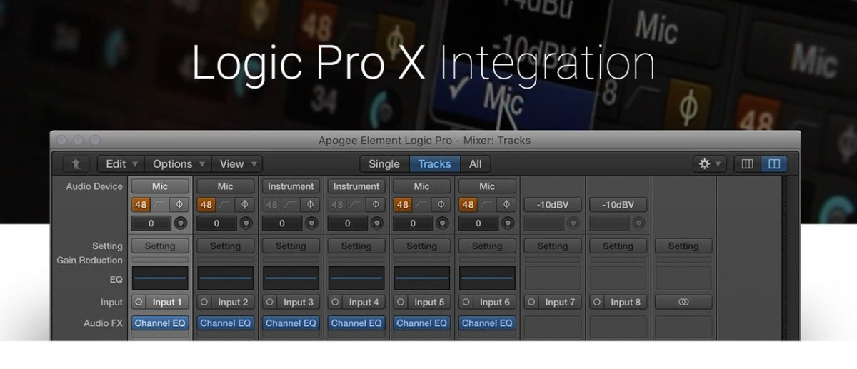 Die Logic X Integration