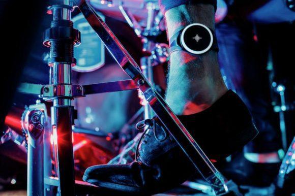 Für Schlagzeuger schwer wahrnehmbar