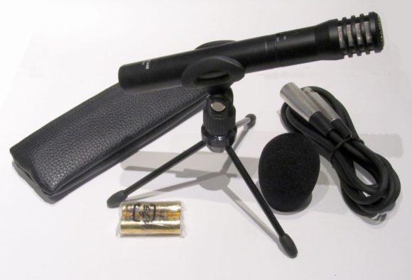 TM-60 Mikro mit Zubehör