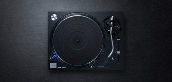 Top News: Technics SL-1210GR, DJ-Plattenspieler