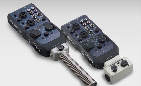 Das EXH-6 Richtrohr und die zusätzlichen Preamps SSH-6