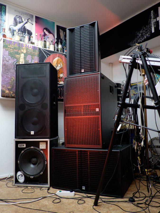 13 Tipps für guten Sound im Proberaum