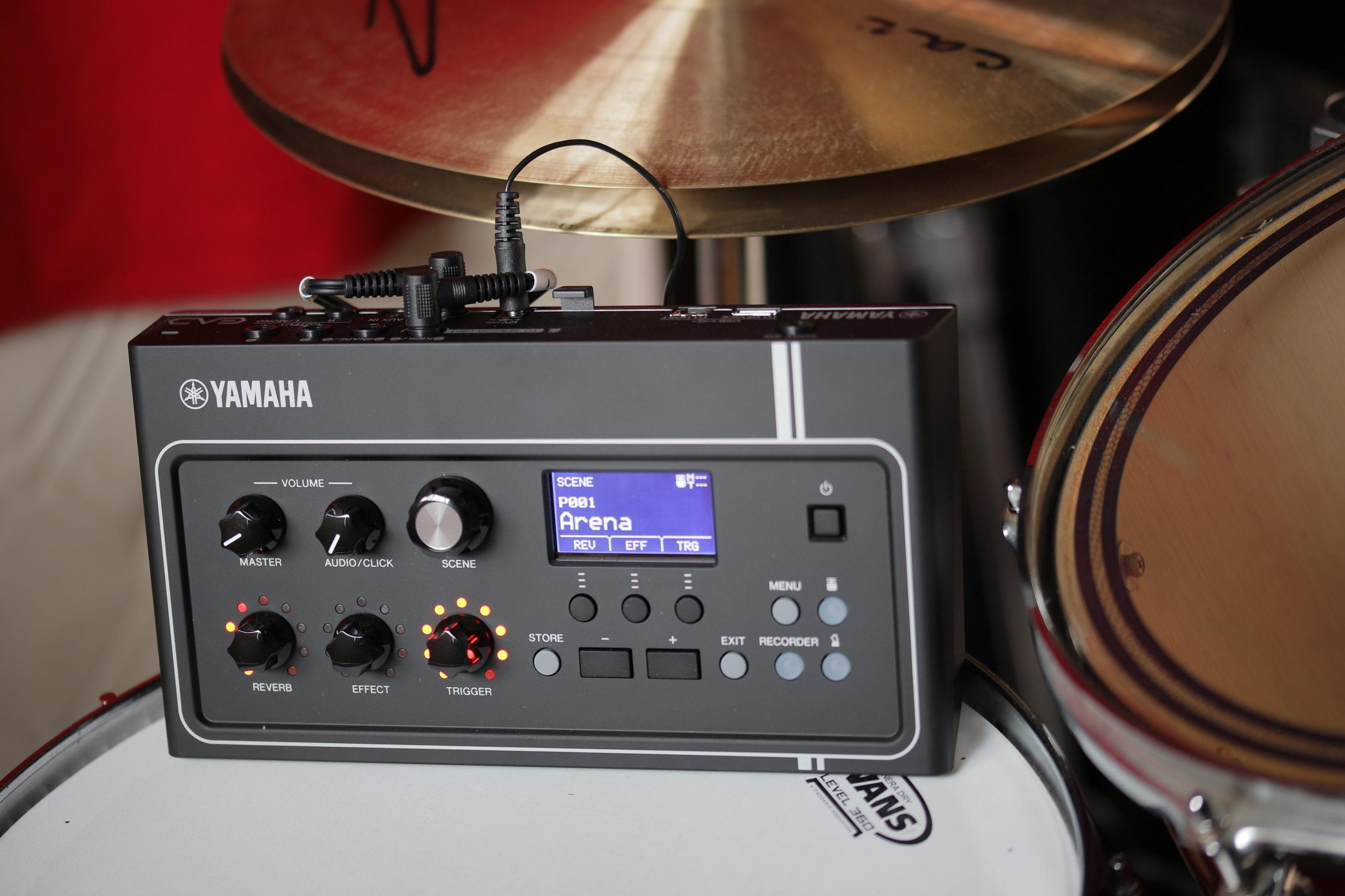 Test: Yamaha EAD10, Elektro-akustisches Drummodul - AMAZONA.de