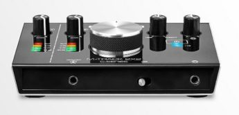 Test: M-Audio M-Track 2×2, M-Track 2x2M, Audio/Midi-Interface