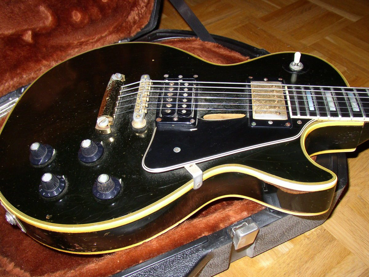 Gibson Les Paul Custom 1969 - Korpus