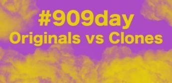 #909day: Originals vs. Clones