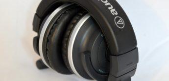 Test: audio-technica ATH-Pro700MK2, DJ-Kopfhörer
