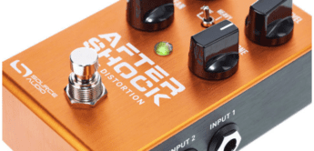 Test: Source Audio AfterShock Bass Distortion, Basspedal