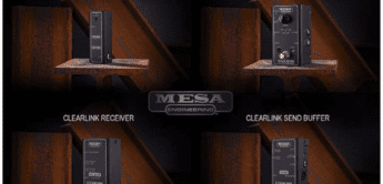 News: Mesa/Boogie Buffer Series