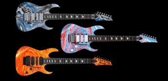 Top News: Ibanez Steve Vai Limited Guitars