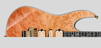 Test: Ibanez JCRG13BEM-OA, E-Gitarre