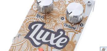 Test: Digitech Luxe, Effektgerät für Gitarre