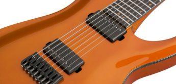 Test: Schecter Keith Merrow KM-7 LOR, E-Gitarre