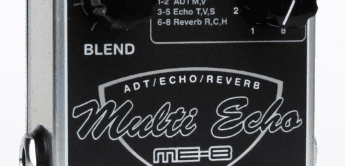 Test: Keeley ME-8 Multi Echo, Effektpedal für Gitarre