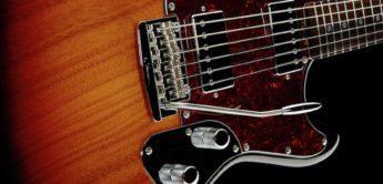 Test: Sterling by Music Man SR50 Stingray 3TS, E-Gitarre