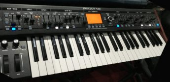 Preview & Interview: Behringer DeepMind 12, Analogsynthesizer