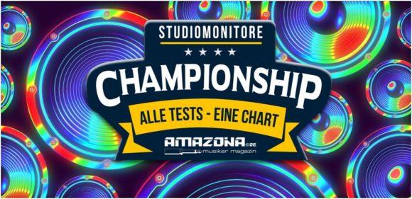 Championship-Studiomonitore