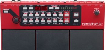 Test: Clavia Nord Drum 3P, Drum-Synthesizer