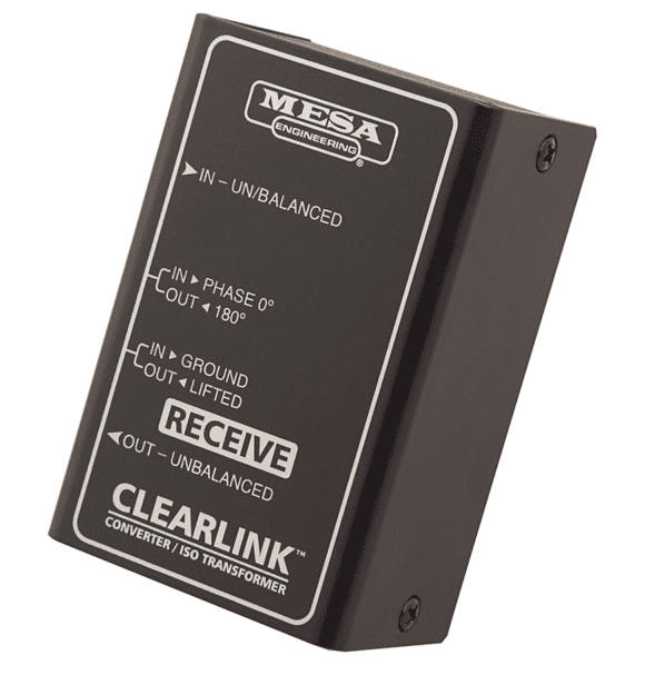 Clearlink Receive