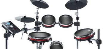 Test: Alesis Crimson Mesh Kit, E-Drum Set
