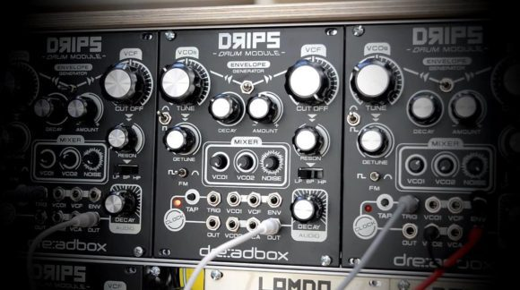 Dreadbox Drips - frame