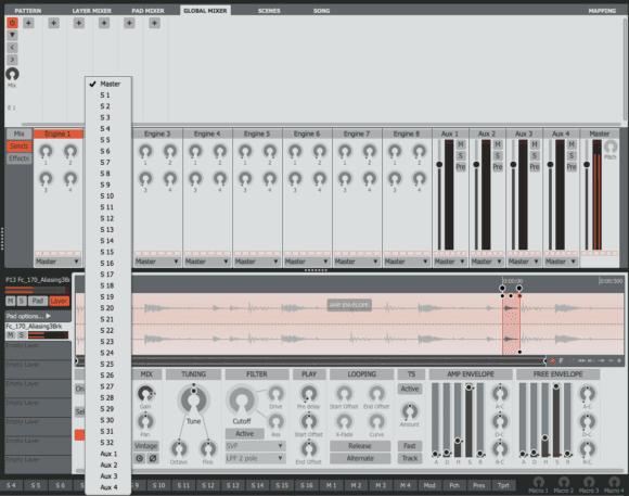FXpansion-Geist2-Global-Mixer
