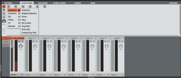 FXpansion-Geist2-Layer-Mixer
